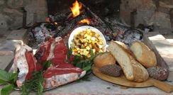 Gastronomía en Florencia