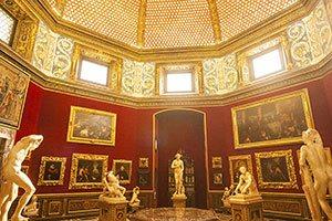 Galería Uffizi de Florencia