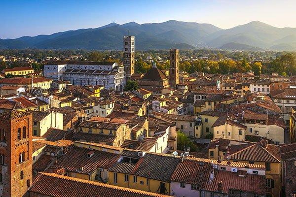 Visitar Lucca en la Toscana italiana