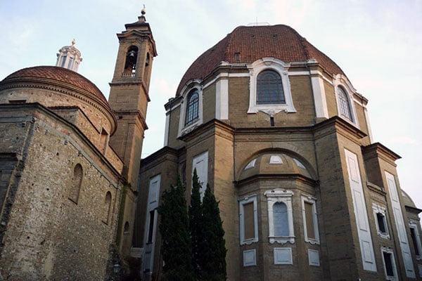 La Capilla Medici en Florencia